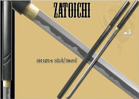 Additional photos: Hanwei Zatoichi Sword