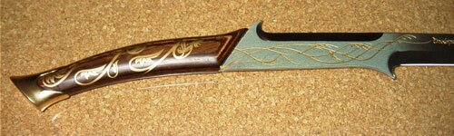 Additional photos: LOTR Hadhafang The Sword of Arwen