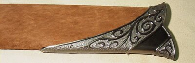 Additional photos: LOTR Sting Scabbard