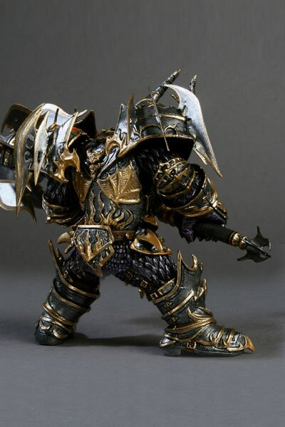 Additional photos: World Of Warcraft, Dwarf Warrior: Thargas Anvilmar  Collector Figure