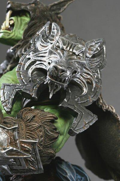 Additional photos: World Of Warcraft, Orc Shaman: Rehgar Earthfury Collector Figure