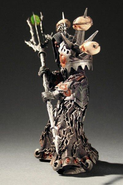 Additional photos: World Of Warcraft, Undead Warlock: Meryl Felstorm Collector Figure