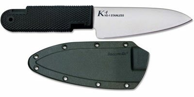 Additional photos: Knife Cold Steel K4 Neck Knife Plain