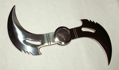 Additional photos: Knife - Glaive - Blade Movie Prop