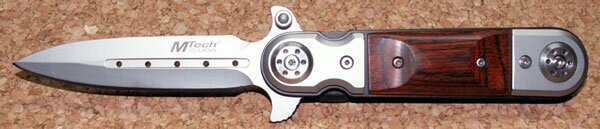 Additional photos: Knife M-Tech Folding Dagger Wood