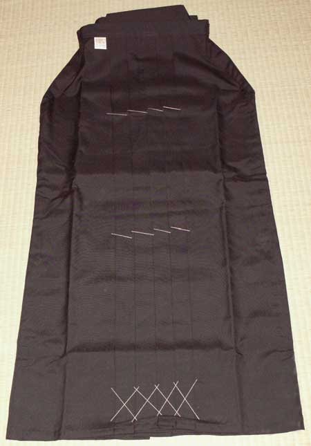 Additional photos: Hakama - Black
