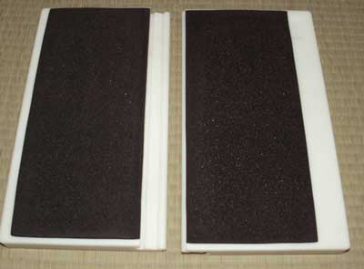 Additional photos: Tameshiwari rebreakable boards - Heavy