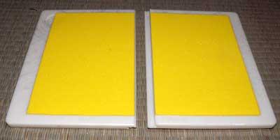Additional photos: Tameshiwari rebreakable boards - Light