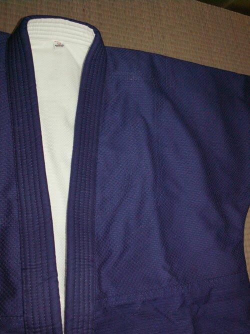 Additional photos: Judogi blue-white double reversible 16oz