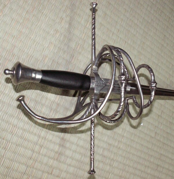 Additional photos: Fencing Rapier - Musketeer Blade