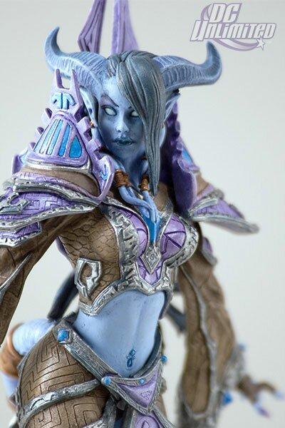 Additional photos: World Of Warcraft, Series 3: Dranei Mage: Tamuura Action Figure