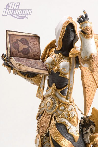 Additional photos: World Of Warcraft, Series 3: Human Priestess: Sister Benedron Action Figure