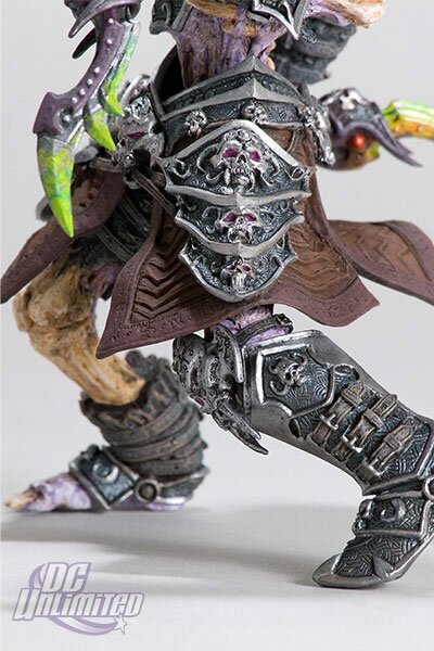 Additional photos: World Of Warcraft, Series 3: Undead Rogue: Skeeve Sorrowblade Action Figure