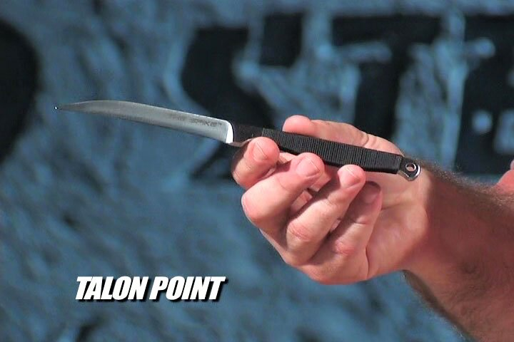 Cold Steel Spike series