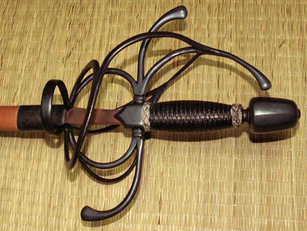 Hanwei Solingen Rapier (antiqued)