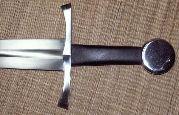 Additional photos: Hanwei Early Medieval Single Hand - Tinker Pearce Sharp