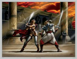 Kit Rae Molotoch The Slayer Sword
