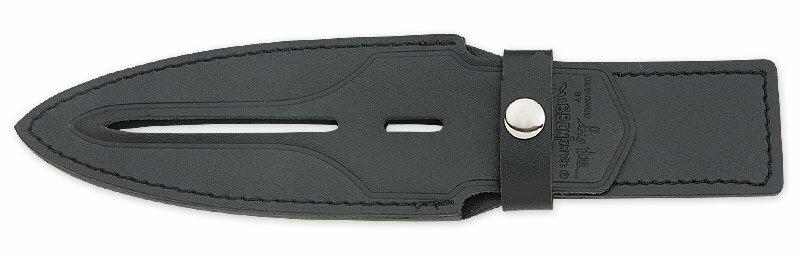 Custom genuine leather sheath