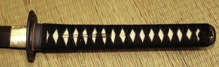 Dynasty Forge 29`` Musha 1060 Katana in Musashi Theme