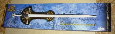 Additional photos: LOTR Anduril The Sword of King Elessar