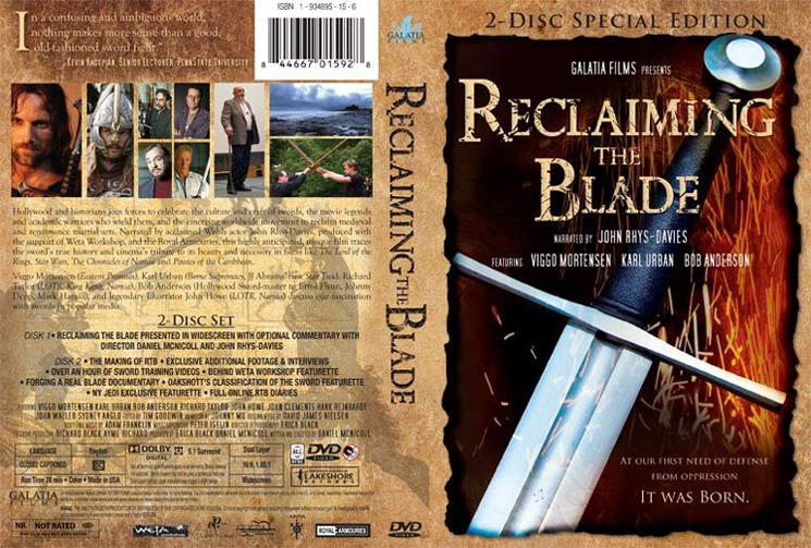 Additional photos: Reclaiming The Blade Movie