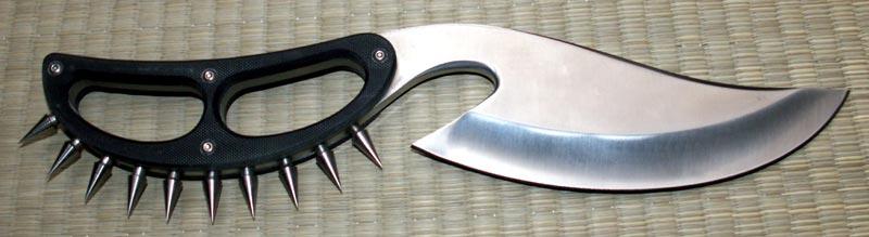 Cobra Movie Knife