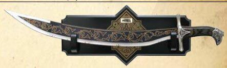 Prince of Persia Black Shamshir of Dastan