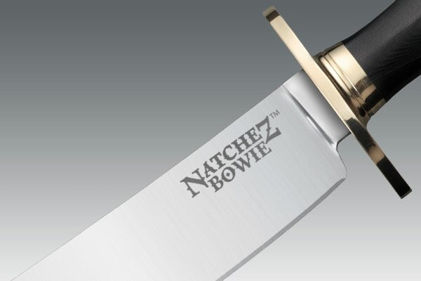 Cold Steel Natchez Bowie in O-1