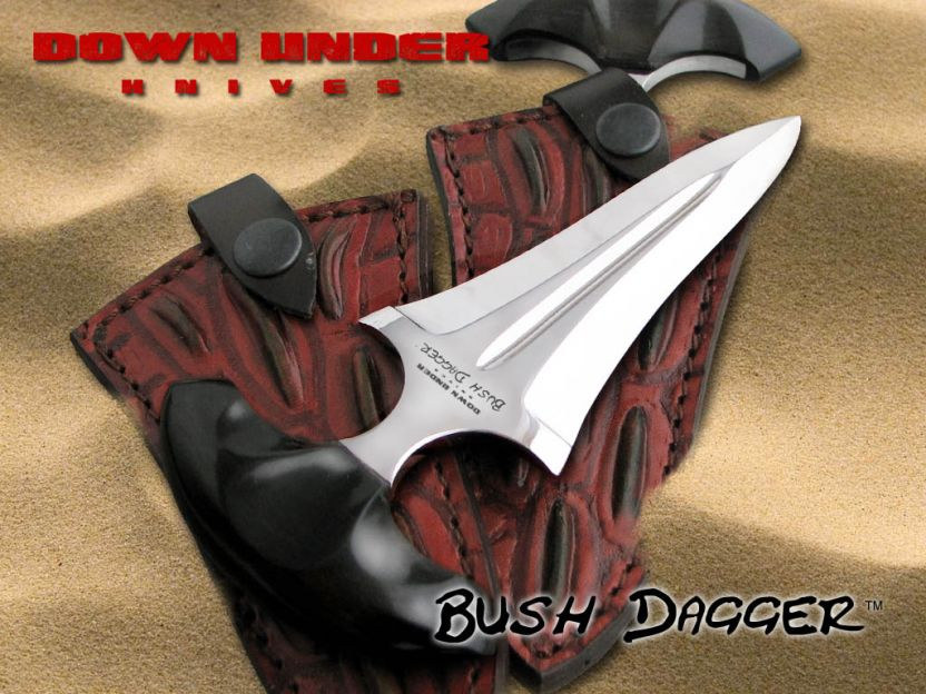 Additional photos: Down Under Knife The Bush Dagger
