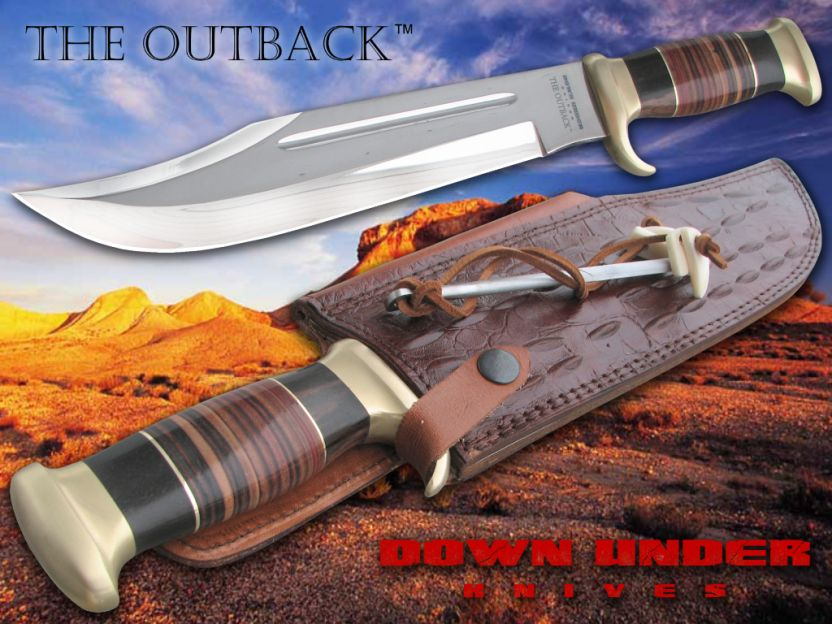 Additional photos: Down Under Knife The Outback