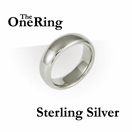 Additional photos: LOTR One Ring - Sterling Silver
