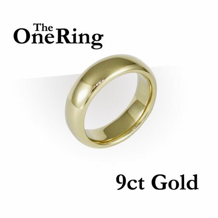 One Ring - 9ct Gold
