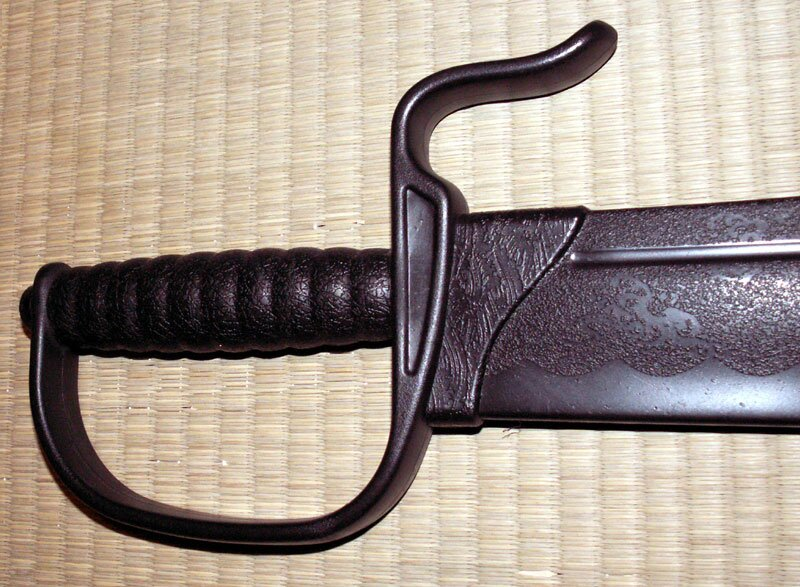 Additional photos: Wing Chun Training Swords PP black