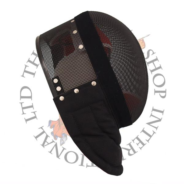 Additional photos: Red Dragon Fencing Mask