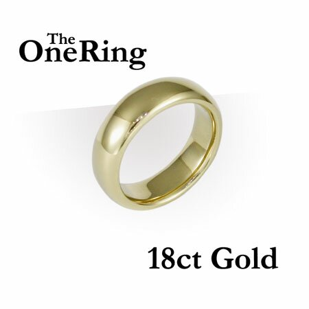 One Ring - 18ct Gold