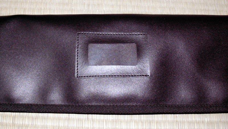 Additional photos: PVC Sponge Bag For Bokken