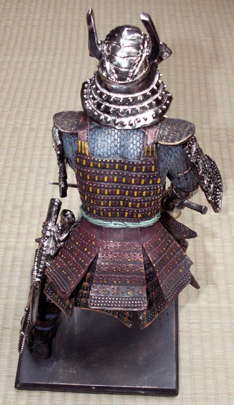 Additional photos: Samurai with two swords