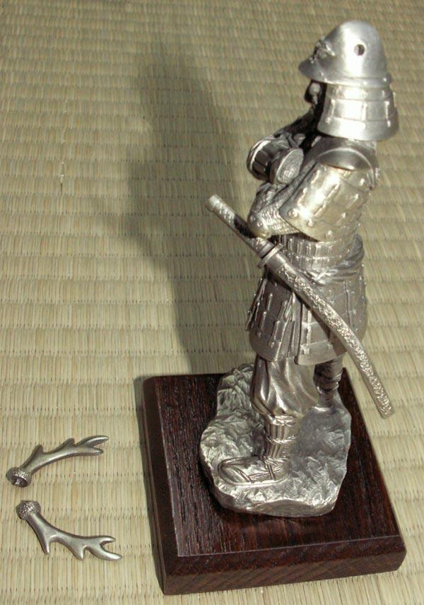 Additional photos: 17th Century Samurai - Les Etains Du Graal