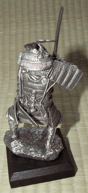 Kagemusha Samurai - Les Etains Du Graal