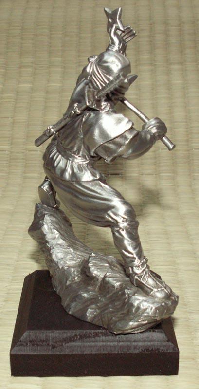 Additional photos: Ninja - Les Etains Du Graal