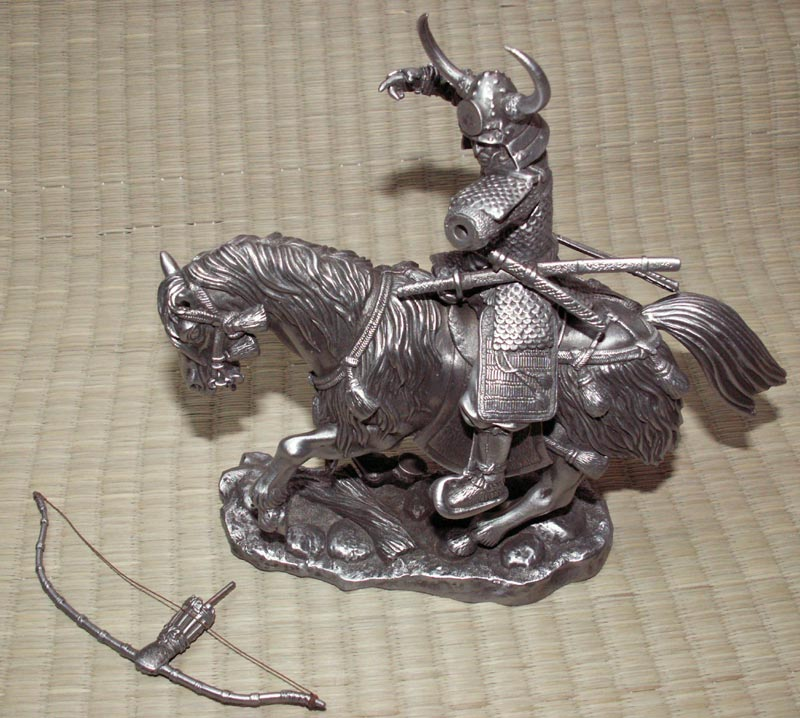 Mounted Warlord - Les Etains Du Graal