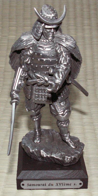 Additional photos: 16th Century Samurai - Les Etains Du Graal