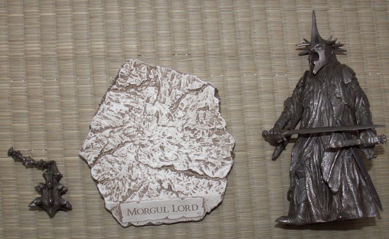 LOTR Morgul Lord Figure - Les Etains Du Graal