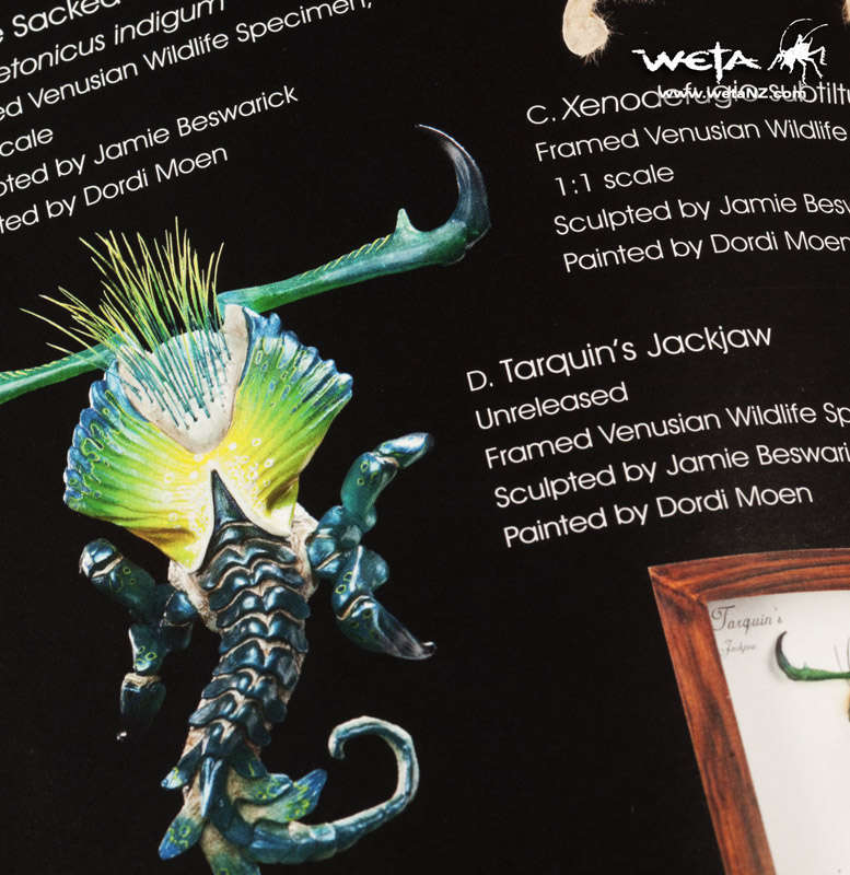 WETA The Collectors Guide
