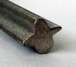Additional photos: V-Sharp Serrated Diamond Honing Stone Warthog Sharpener