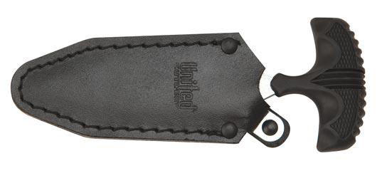Additional photos: United Honshu Push Dagger Silver Large