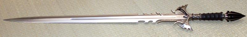 Kit Rae Sedethul Sword Autographe Edition