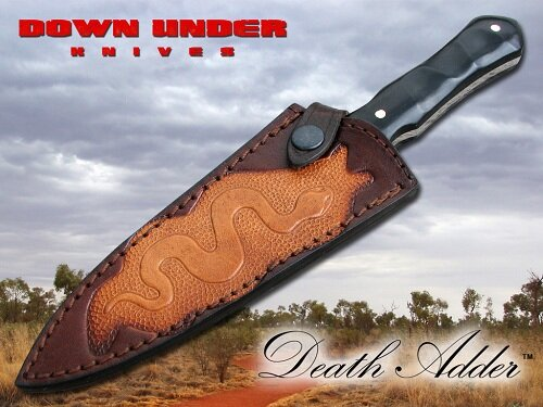 Additional photos: Down Under Knives THE DEATH ADDER