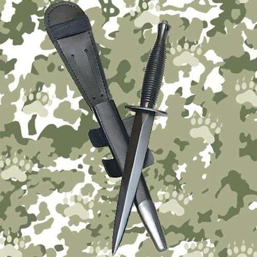 Additional photos: Fairbairn-Sykes Commando Knife