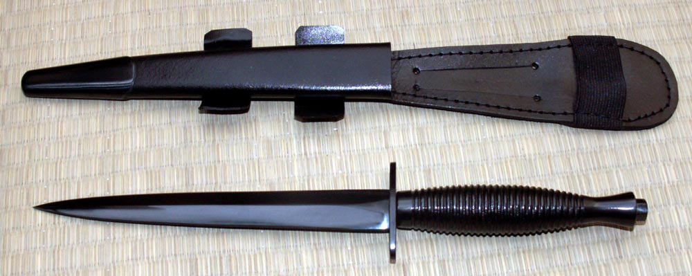 Additional photos: Fairbairn-Sykes Commando Knife